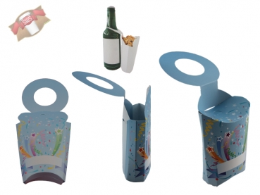 Snackholder Snack Holder - Party Snackhalter für Flaschen (5 Stk.)