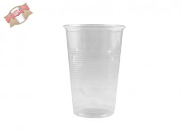 Deckel 100 Clearcups Smoothiebecher Shakebecher Trinkbecher PET Trinkhalme