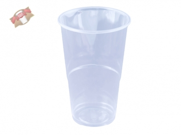 Becher Trinkbecher 250 ml klar PP (100 Stk.)
