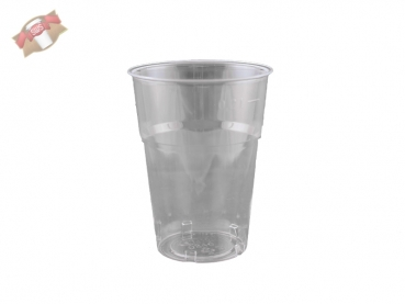 Trinkglas Trinkbecher Plastikbecher 200 ml PS (100 Stk.)
