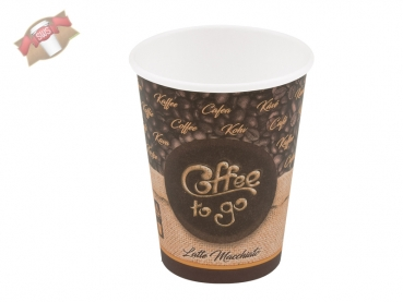Kaffeebecher Coffee to go Becher L bis zu 400 ml Ø 90 mm (50 Stk.)