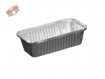 Aluschale Lasagneschale 690 ml 201x105x46 mm R13 L (100 Stk.)