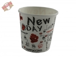 "Coffee To go Becher "" New Day"" 0,10 ltr. 4 oz (50 Stk.)"